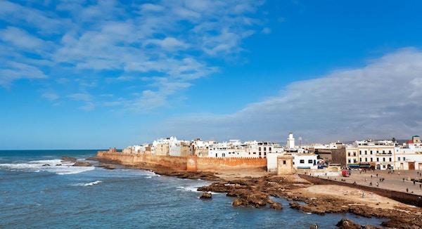 Essaouira, provinsen Marrakesh-Tensift-El Haouz, Marokko