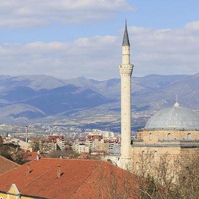 Mustafa Pasha-moskeen, Skopje, Nord- Makedonia
