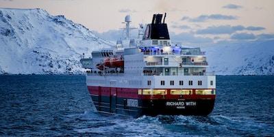 nær Havøysund. 1.2.2011