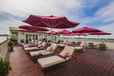 Luk 8792 upper deck sun bed