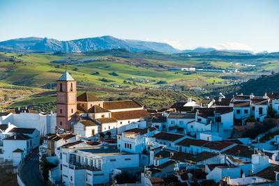 Casabermeja, Antequera, Malaga, Andalusia, Spania, Den iberiske halvøy