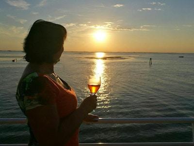 En solnedgang man ikke glemmer med det første