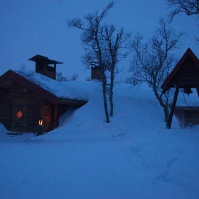 Vinter på Røros