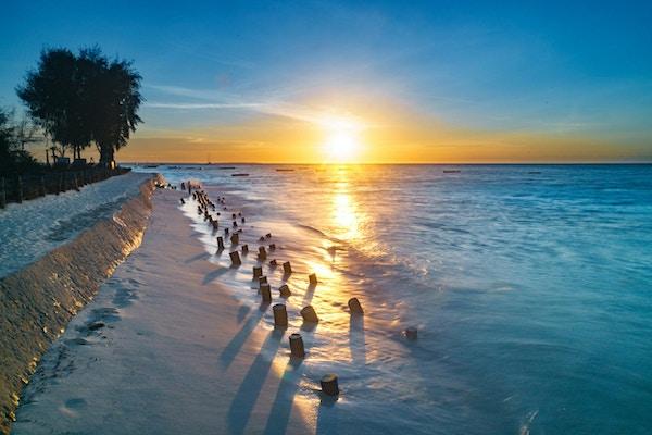 Zanzibar er en så utrolig destinasjon, også bare for utsikten.