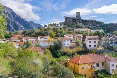 Albania er et fjellrikt land på Balkan