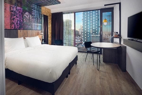 Hotellrom Inntel Hotel Utrecht Centre