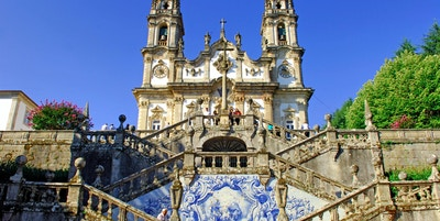 Lamego, Portugal: Sanctuary Our Lady of Remedies, Our Lady