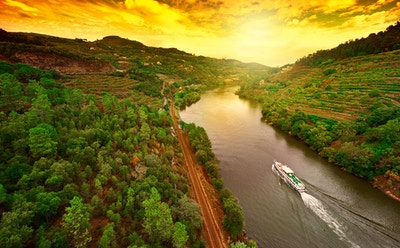 Douro Valley flodkryssning