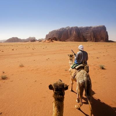 Getty Images 943993120 Jordan Wadi rum 2