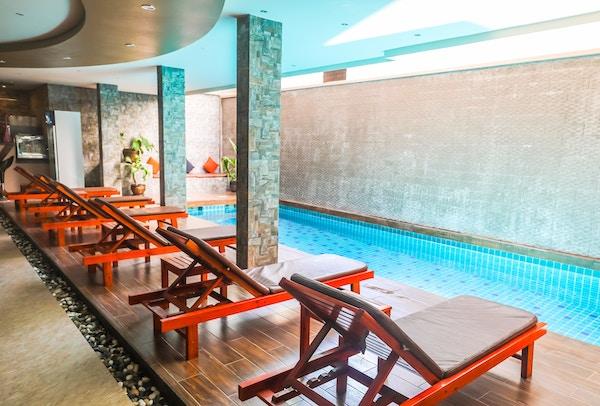 Maldivene Maafushi Triton Hotel4