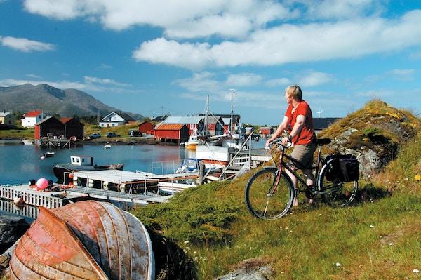 Vega Sykkel Foto Olav Breen