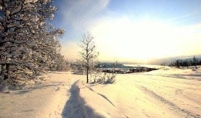Getty Images 535767671 Norge Valdres Beitostolen vinter