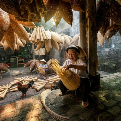 Getty Images 905578808 Vietnam Dame pynt
